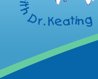 Pediatric Dentist Dr. John Keating's navigation heading